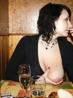 Принимают  в попки и ротики - секс порно фото
