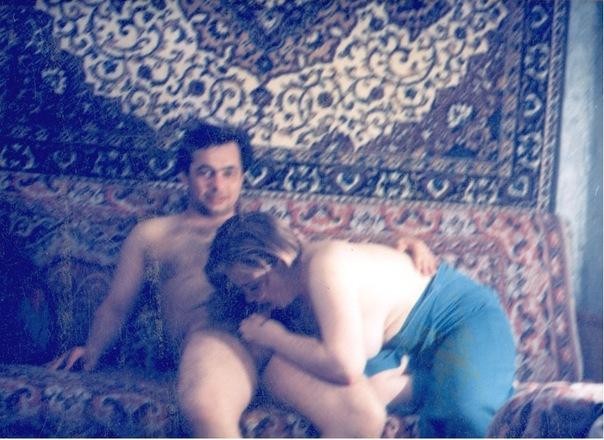 Ретро снимки интима супружеских пар и их друзей - секс порно фото