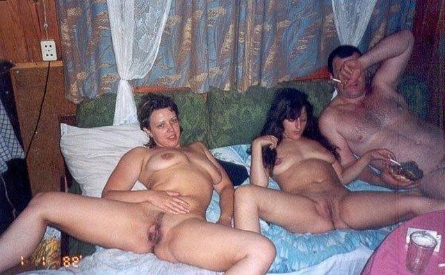 Кайфуют от ов и фритюрят любовниц во все дырочки - секс порно фото