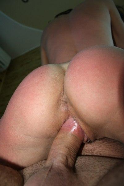 Домашний анал с женой  - секс порно фото