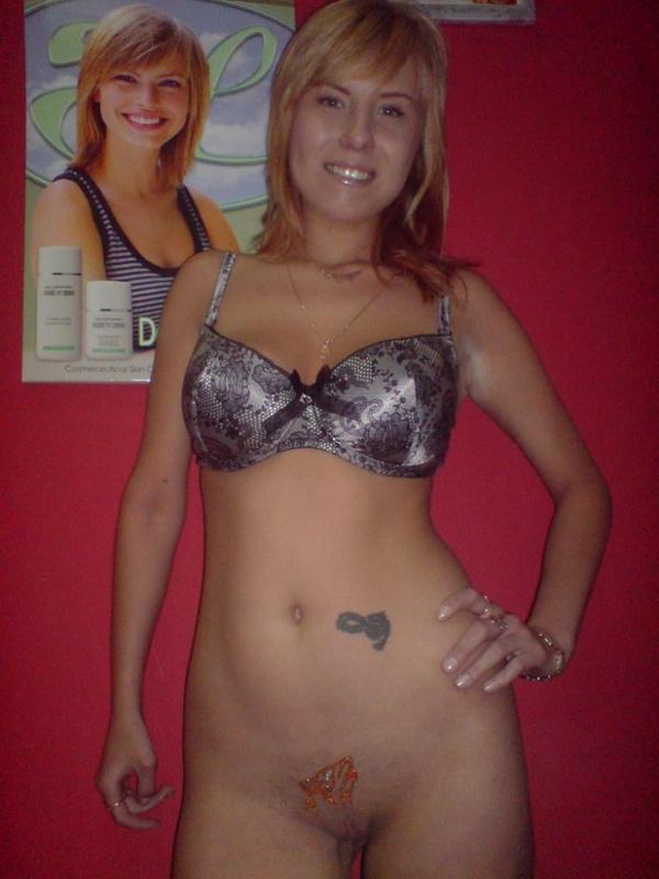 Частные снимки голенькой стервы - секс порно фото